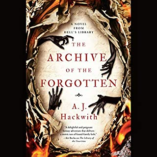 The Archive of the Forgotten cover art