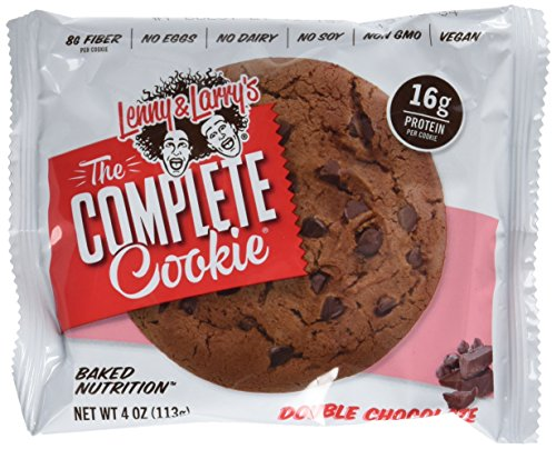 Lenny & Larry's The Complete Cookie Double Chocolate Cookies - Pack of 12