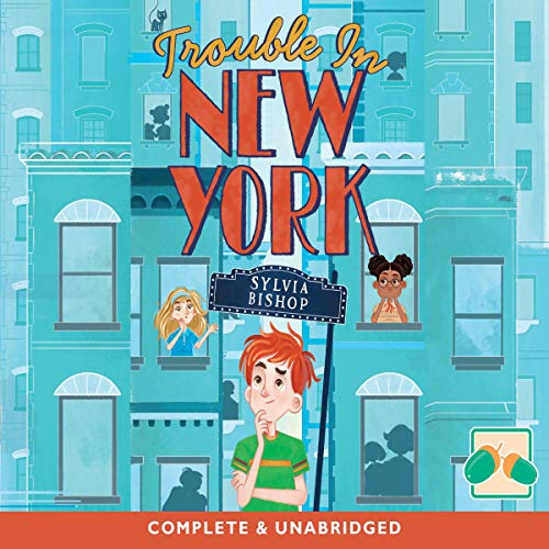 Trouble in New York cover art