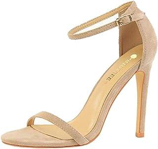 d6b04622 Amazon.es: zapatos burdeos mujer - Hebilla / Zapatos de tacón ...