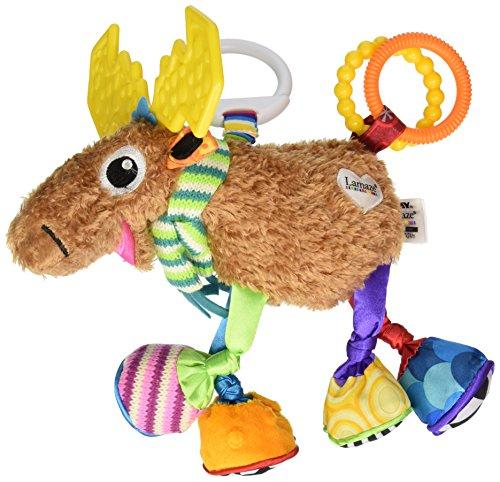 Lamaze Clip and Go Moose Mortimer