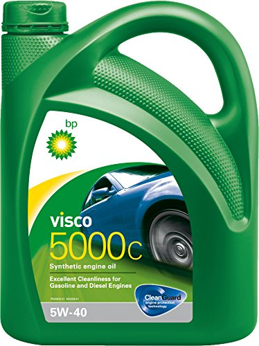 BP 4030337 motorenöl visco 5000 C 5 W de 40, 4 L