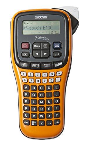 Brother P-touch E100 Beschriftungsgerät