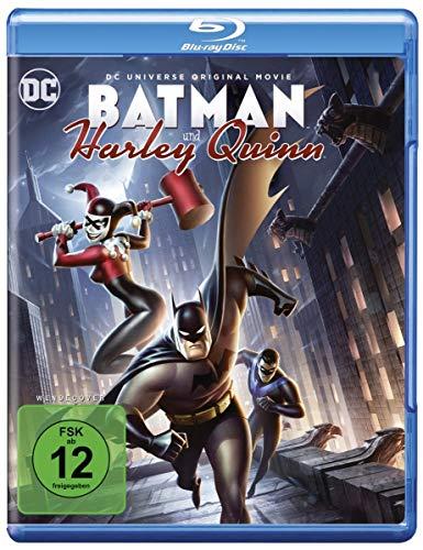 Batman und Harley Quinn [Alemania] [Blu-ray]