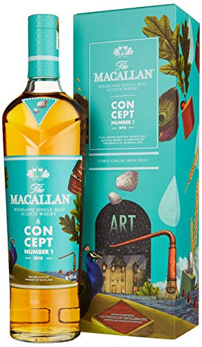 The Macallan CONCEPT No. 1 Limited Edition 2018 Whisky  (1 x 0.7 l)