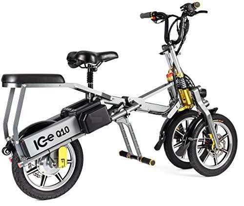 ICE Elektro-Dreirad Q10 48 V