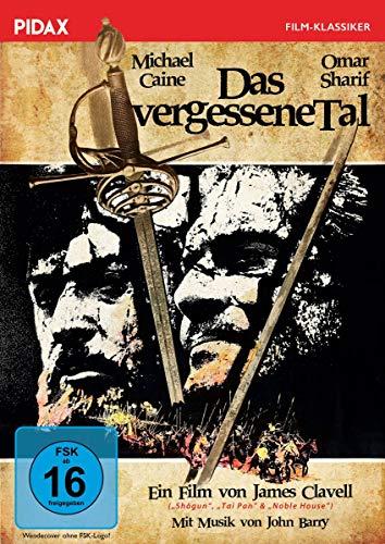 Das vergessene Tal / Packender Abenteuerfilm mit Starbesetzung (Pidax Film-Klassiker)