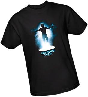 First Jump - Quantum Leap Adult T-Shirt