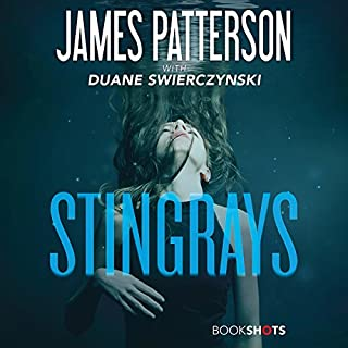 Stingrays audiobook cover art