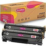 Excellent Print CF283A 83A Compatible Cartucho de Toner para HP Laserjet Pro MFP M225DW M127FW M125A