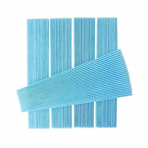 Filtro di Ricambio purificatore 10pcs purificatore d'Aria di Ricambio for filtri Daikin Mc70Kmv2 Serie Mc70Kmv2N Mc70Kmv2R Mc70Kmv2A Mc70Kmv2K Mc709Mv2 Air Purifier Sostituzione (Color : Blue)
