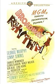 Broadway Rhythm Edizione: Stati Uniti USA DVD