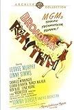 "DVD cover: ""Broadway Rhythm"