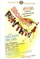Broadway Rhythm [DVD] [Import]