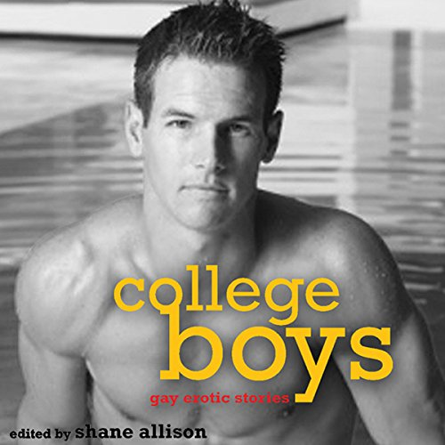 College Boys: Gay Erotic Stories audiobook cover art