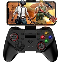 🎮NO PLATFORMS & SIMULATOR & EMULATOR NEEDED – Worrying about your gaming account got banned by using OTHER controller? Stop cheating on the game! Here we are! Our gamepad uses the newest connection technique which TOTALLTY different from the other co...