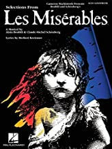 Selections from Les Miserables: Alto Saxophone