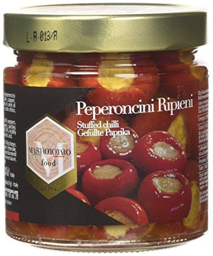 Mastrototaro Food Peperoncini Ripieni - 410 ml