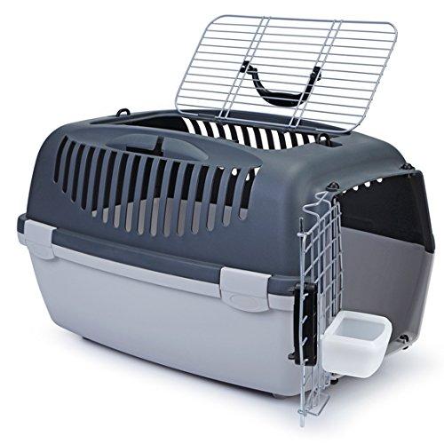 Hunde und Katzen Transportbox 'Gulliver Top' 61x40x38 cm