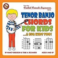 Tenor Banjo Chords for Kids...& Big Kids Too! (Fretted Friends Beginners)