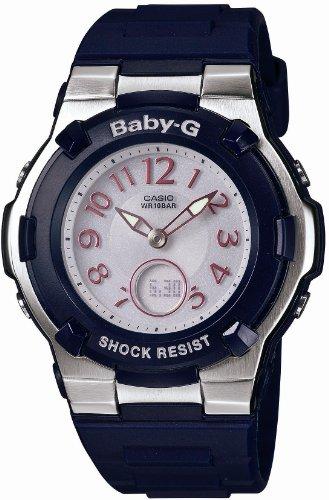 [カシオ] 腕時計 ベビージー 電波ソーラー BGA-1100-2BJF ブルー
