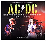 AC/DC: Greatest Hits In Concert [4CD]