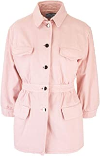 PRADA Luxury Fashion Womens GFB251S2011VTWF0E18 Pink Jacket |