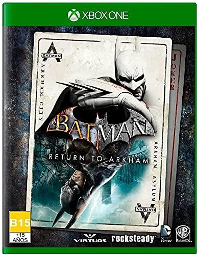 Xbox One Reconstruido Walmart marca Warner Bros. Home Video