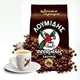 Greek Ground Coffee DARK (loumidis) 194g