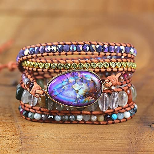 Boston Mall HaiFiy 2021New Quality Women Bracelets Stone Natural Very popular! Opal Rhines