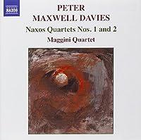 Naxos Quartets 1 & 2