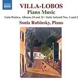 Villa-Lobos: Piano Music, Vol. 8 by Heitor Villa-Lobos (2008-12-16)