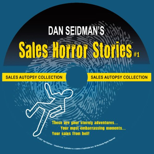 Sales Horror Stories! cover art