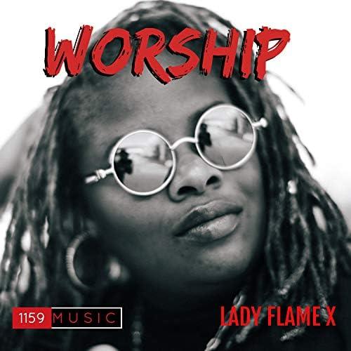 Lady Flame X