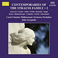 Contemporaries of the Strauss Family, Vol. 2 by Czech Chamber Orchestra Pardubice