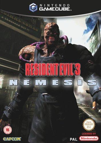 Resident Evil 3: Nemesis (GameCube) by Capcom
