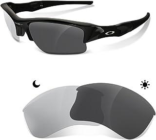 27f9609c19 sunglasses restorer Lentes de Recambio Polarizadas para Gafas de Sol Oakley  Flak Jacket XLJ