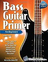 Bass Guitar Primer for Beginners (Book & audio CD)