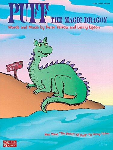 Puff The Magic Dragon – Piano, Voz y Guitar – Book