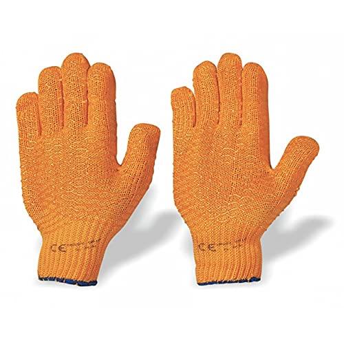 E758202 Forst-Handschuh Alaska-Orange