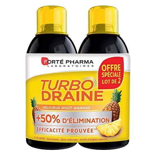 Forté Pharma TurboDraine 2 x 500 ml   Drenador adelgazante
