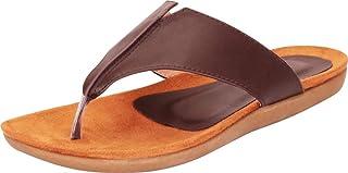 Women's Thong Toe Comfort Slip-On Flat Flip-Flop Sandal