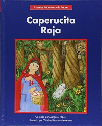 Caperucita Roja (Cuentos folcloricos y de hadas / Beginning-to-read, Spanish Fairy Tales & Folklore)