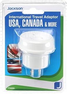 Jackson Outbound Travel Adaptor - USA, (PTA8809)