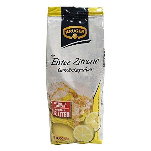 Krüger Eistee Zitrone automatengeeignet 1kg