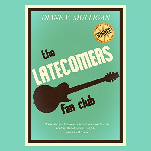 The Latecomers Fan Club audiobook cover art