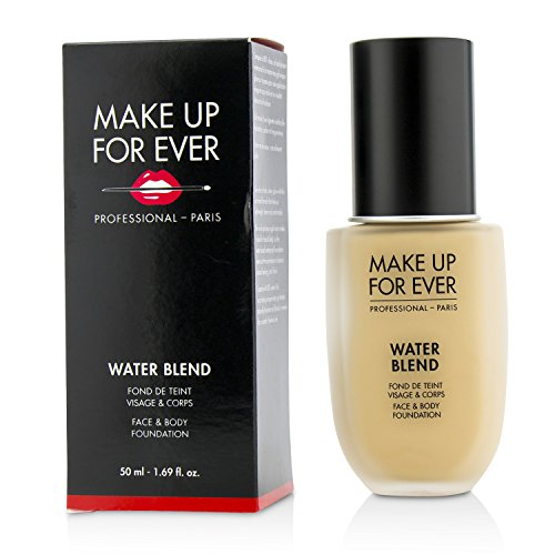 MAKE UP FOR EVER Water Blend Face & Body Foundation Y245 1.69 oz