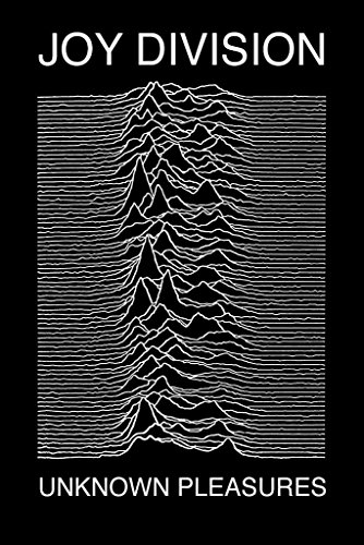 Price comparison product image Poster Joy Division - Unknown Pleasures,  24in x 36in
