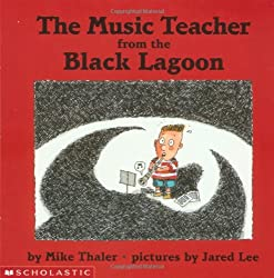 The Music Teacher from the Black Lagoon - Best Gifts for Music Teachers