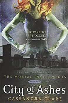 Paperback City of Ashes Book